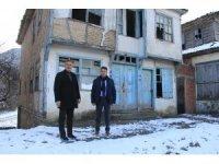 Sinop'ta Tangal evleri turizme kazandırılacak