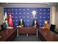 Başkan Çopuroğlu, AK Parti Genişletilmiş İl Başkanları Toplantısı'na katıldı