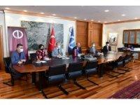 2020 yılı sınav organizasyonları 110 koordinatörün katılımıyla değerlendirildi