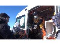 7 yaşındaki hasta çocuk için ekipler seferber oldu