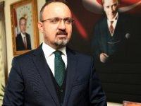 AK Parti'li Turan, CHP'nin mektup siyasetini eleştirdi
