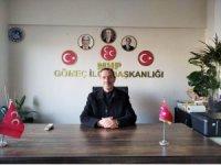 Gömeç'te MHP üye sayısını arttırmak için harekete geçti