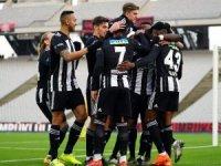 Süper Lig: Fatih Karagümrük: 1 - Beşiktaş: 4 (Maç sonucu)