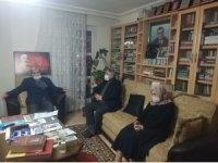 Mehmet Tatlısu, kütüphanesini Çorum Belediyesine bağışladı