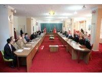 Bayburt'ta kadına yönelik şiddetle mücadele çalışmaları değerlendirildi