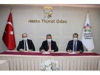 NTO üyelerinin ticari kredileri Şekerbank'tan