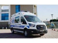 Gemlik'te hasta nakil ambulansı hizmete başlıyor