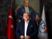 """ATSO Başkanı Çetin: """" Marketlerin hafta sonu satışları denetlenmeli"""""""