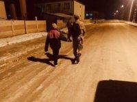 Kayıp çocuk evinden 5 kilometre uzakta bulundu