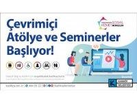 Kadıköy'de atölye ve seminerler artık çevrimiçi
