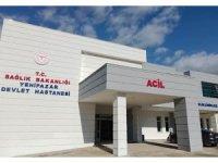 Yenipazar 10 yataklı Entegre Devlet Hastanesi hizmete başladı