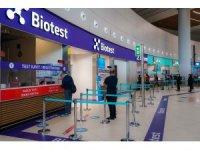 İstanbul Havalimanı'nda antikor testi uygulaması başladı