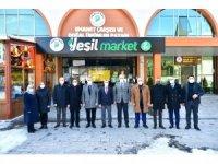 Başkan Çınar milletvekillerini bilgilendirdi