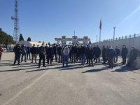 Cerablus Kent Meclisi'nin aldığı karar tır şoförlerini greve götürdü