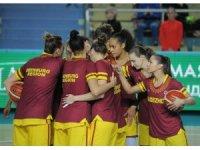 EuroLeague Woman: İzmit Belediyespor: 78 - Nadezhda Orenburg: 80