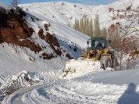 Adıyaman'da kapalı köy yolu kalmadı