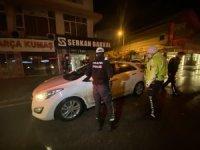 Düzce'de kısıtlamada uygulamaya takılanlara ceza yağdı
