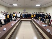 Yeni atanan 112 personeli eğitimden geçti
