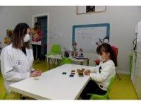Sağlık çalışanlarının çocukları kreşlerde güvende