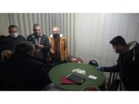 20 metrekarelik konteynerde korona virüsü ihlali yapan 14 kişiye 88 bin 200 lira ceza