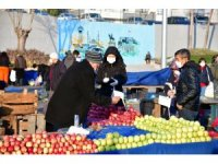 Mamak Belediyesi Kartaltepe Pazarı'nı hizmete açtı