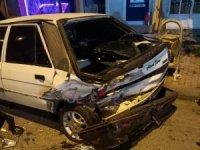 Kahramanmaraş'ta trafik kazası: 2 yaralı