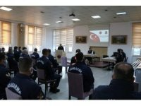 Kocaeli İl Jandarma Komutanlığı'ndan trafik kazalarını en aza indirmek için çalıştay