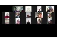 Denizli Büyükşehir Belediyesi Kent Konseyi online programlarına devam ediyor