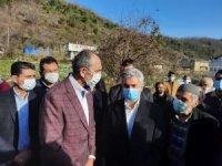 Danıştay Başkanı Zeki Yiğit'in annesi son yolculuğuna uğurlandı