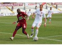 TFF 1. Lig: RH Bandırmaspor: 1 - BS Ümraniyespor: 0