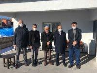 Talas'ın Müdürleri Kırsalı Araştırıyor
