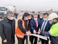 """Milletvekili Tüfenkci: """"Malatya ve Elazığ halkı olarak omuz omuza vererek yaraları sardık"""""""