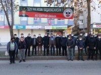 Şehit Emniyet Müdürü Okkan, onursal başkanlığını yaptığı Diyarbakırspor tarafından anıldı