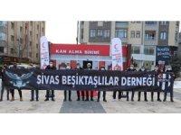 Beşiktaş taraftarından örnek davranış