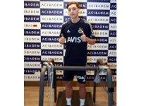 Fenerbahçe, Mesut Özil'in sağlık kontrolünden geçtiğini açıkladı.