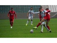 TFF 1. Lig: Giresunspor: 1 - Balıkesirspor: 0