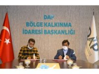 DAP'tan Tercan'a tarım makinası desteği
