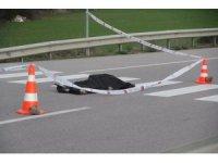 Sinop'ta otomobil yayaya çarptı: 1 ölü