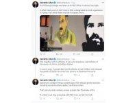 """Cumhurbaşkanlığı İletişim Başkanı Altun: """"Batı, HDP/PKK yalanlarını yaymayı bırakmalı ve gerçeği söylemeli"""""""