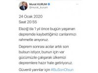 """Bakanı Kurum: """"Ülkemizi depremlere hazır hale getiriyoruz"""""""
