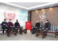 Bolu Jandarma Alay Komutanı Albay Ersever'den Ülkü Ocakları ziyareti açıklaması