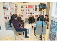 """""""Gençlik Zamanı"""" konusu Erzincan Diyanet Gençlik Merkezi'nde çevrimiçi olarak konuşuldu"""