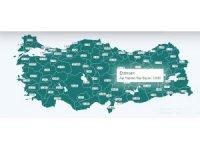 Erzincan'da 3 bin 830 kişi aşılandı