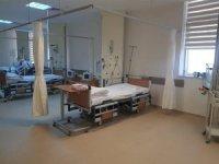 Kuşadası Devlet Hastanesi'nde 1.basamak yoğun bakım ünitesi hizmete girdi