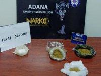 Adana'da uyuşturucuya bir haftada 39 tutuklama