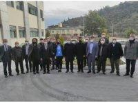 MHP Aydın İl Başkanı Alıcık, ilçe teşkilatı ile buluştu