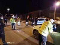 Emniyet kemeri takmayan 11 sürücüye bin 584 TL ceza kesildi