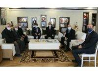 Üzümbağı mahallesi sakinlerinden Başkan Sekmen'e yatırım teşekkürü