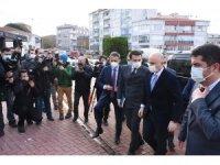 Bakan Karaismailoğlu Sinop'ta