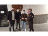 AK Parti Ürgüp Gençlik Kolları, güvenlik güçleri ve sağlık çalışanlarına çorba ikram etti